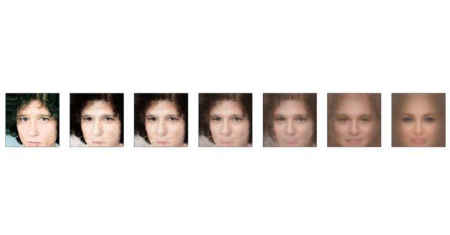 Foto en la que se ve cómo funciona el software de Flórez