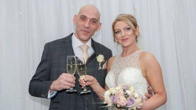 Rachel y Guy Pighills