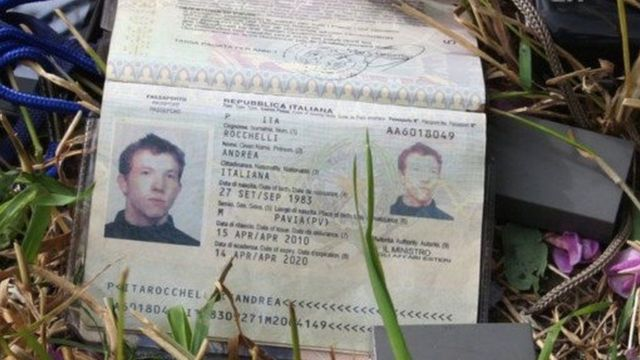 паспорт рокккеллі