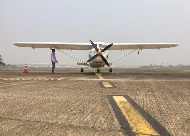 ممبئی کا ہوائی اڈہ