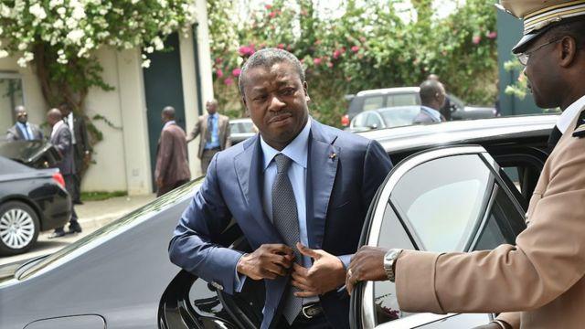 President Faure Gnassingbé