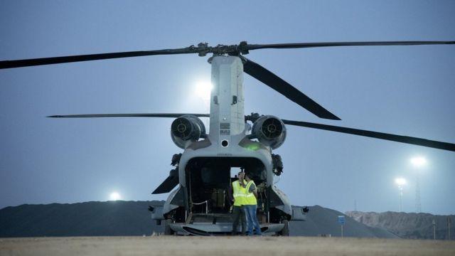 चिनूक हेलीकॉप्टर