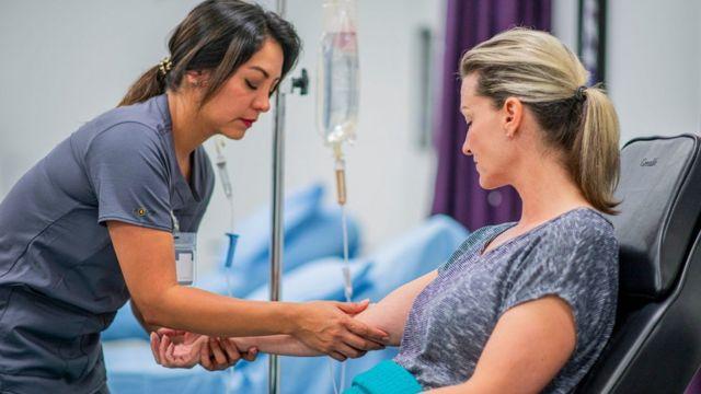 Los efectos colaterales de la quimioterapia pueden ser devastadores.