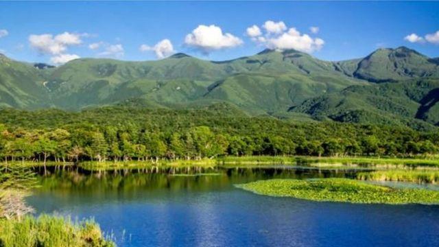 كان متنزه شيريتوكو الوطني في السابق منطقة صيد تقليدية لشعب الآينو