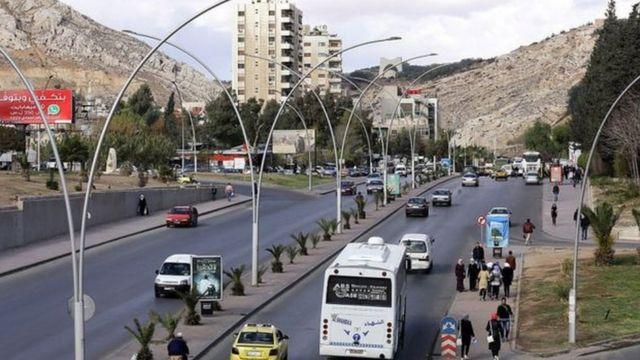 အစ္စရေး ဆီးရီးယား