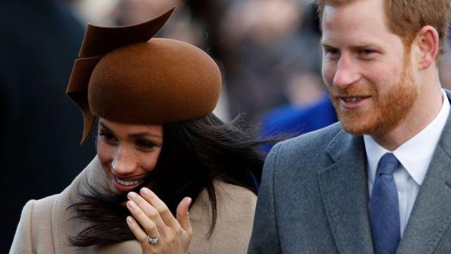Meghan Markle dan Pangeran Harry akan menikah bulan Mei 2018.