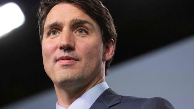 加拿大總理特魯多