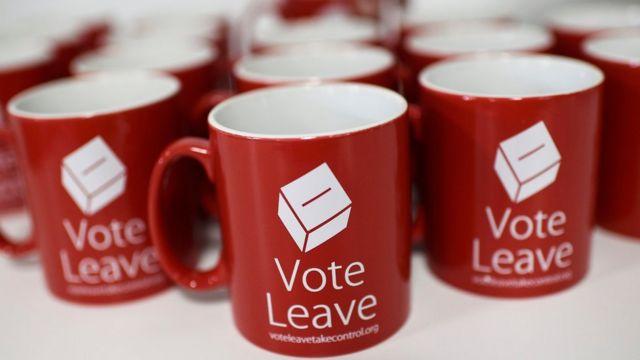 Vote Leave cốc