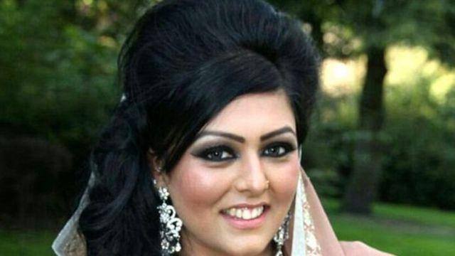 ब्रितानी महिला सामिया शाहिद