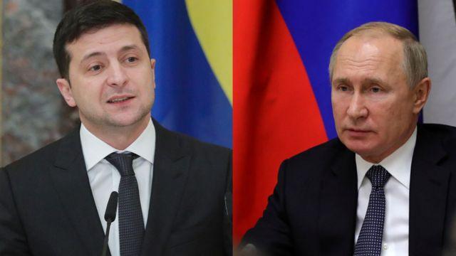 В Кремле рассказали об отношении Путина к возможности встречи с Зеленским