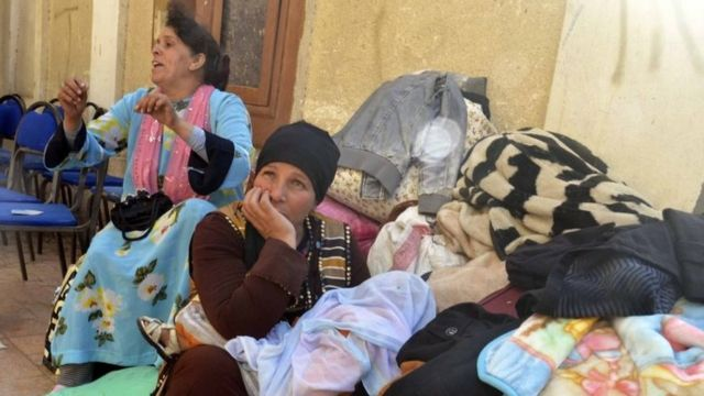 Egypt's Coptic Christians flee Sinai after deadly attacks