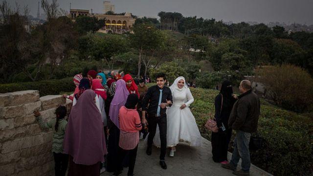 En 2015, l'Egypte enregistrait 160 000 cas de divorce, pour 900 000 mariages