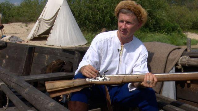 Козацька зброя: мушкет XVII cтоліття