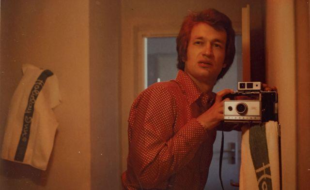 Герой некоторых из этих фото - и сам Вим Вендерс