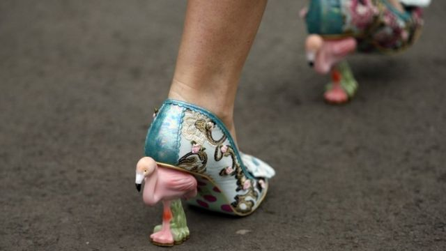 туфли на Эйнтри