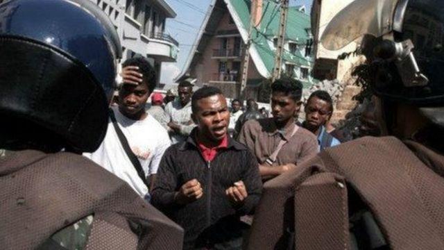 La police malgache promet des mesures strictes pour empêcher la marche de ce vendredi