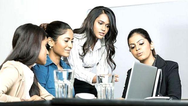 नौकरी करने वाली महिलाएं