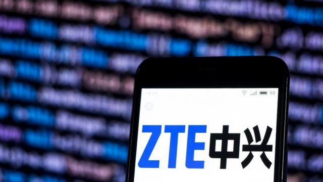 ZTE की साख़ को झटका लगने से उसके शेयर बुरी तरह लड़खड़ा गए थे