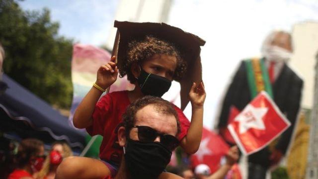 Протесты в Рио