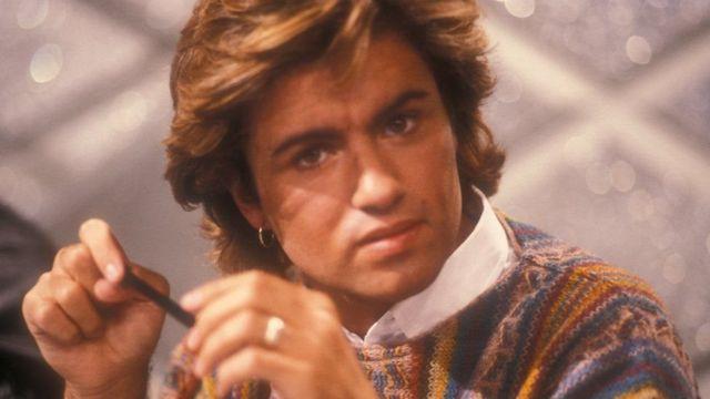 Umuririmvyi George Michael
