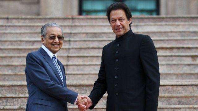 مہاتیر محمد اور عمران خان