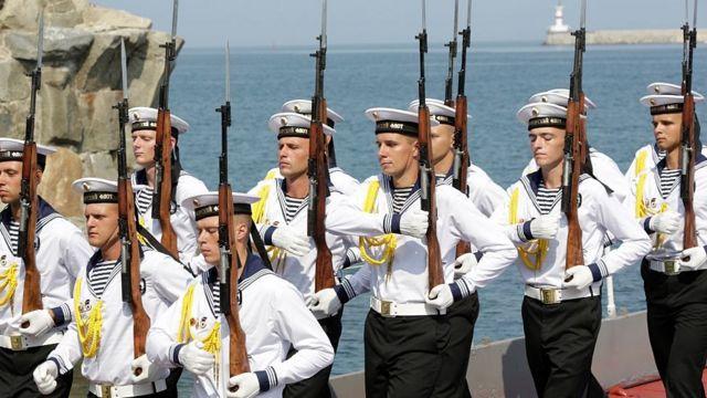 Marinos rusos