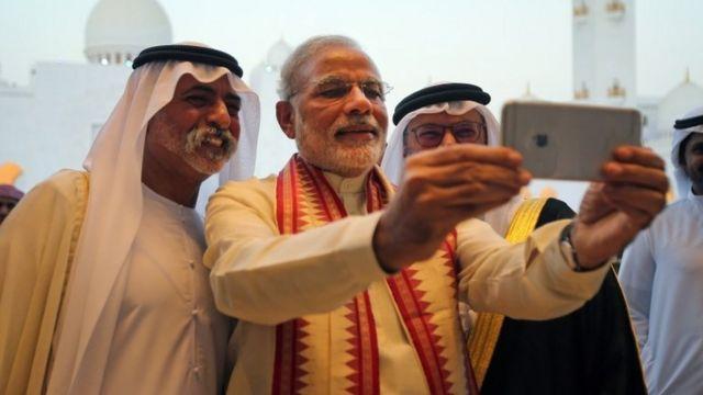 PM Modi urges UAE to invest in India
