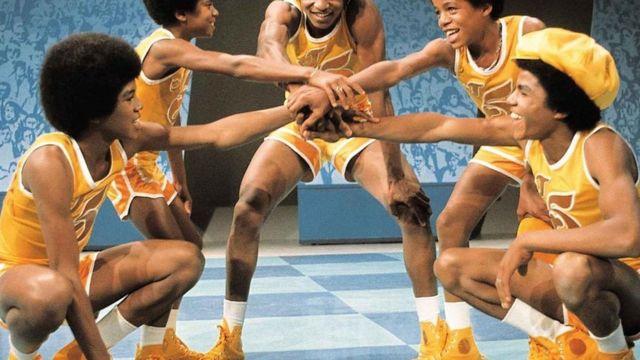 1971年7月,杰克逊五兄弟在洛杉矶录制美国广播公司的特别节目《Goin' Back to Indiana》。