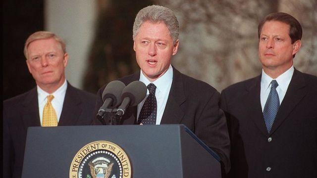 Бил Клинтон