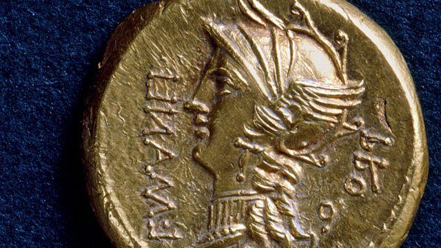 Lucio Sila en una moneda