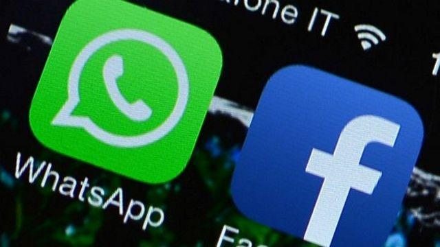व्हाट्स ऐप और फेसबुक