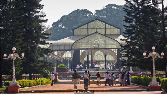 班加罗尔是亚洲发展最快的城市之一,而拉巴克植物园则是城里的瑰宝。