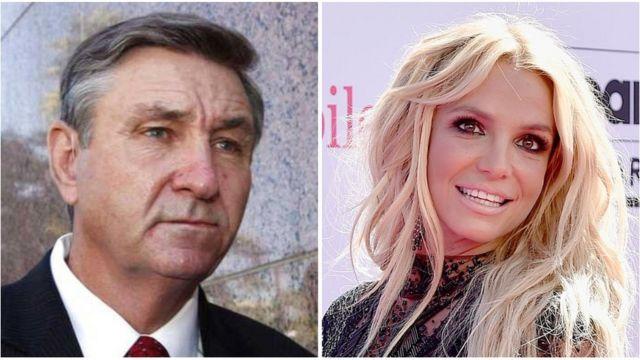 Britney y su padre