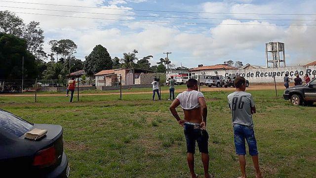 Presídio Altamira