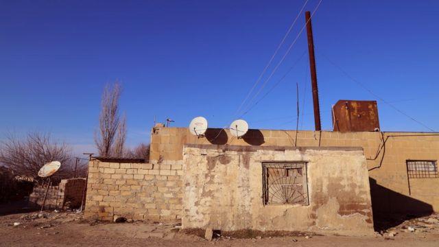 Qızıldaş qəsəbəsi