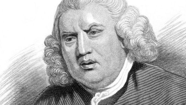 """Лексикограф XVIII века Сэмюэл Джонсон ввел термин """"восклицательный знак"""" для предложений, имеющих яркую эмоциональную окраску"""