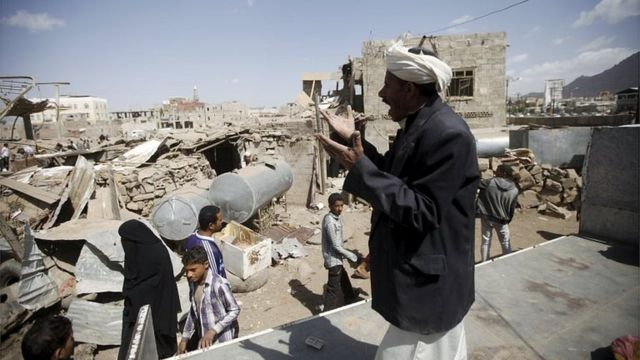Yemen war: Saudi coalition 'causing most civilian casualties'