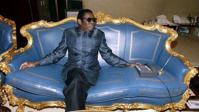 Late President Gnassingbé Eyadema