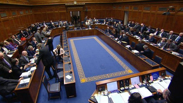 A special sitting of the Northern Ireland Assembly was called on Wednesday to debate a draft NI Welfare Reform Bill, as Chris Page reports.