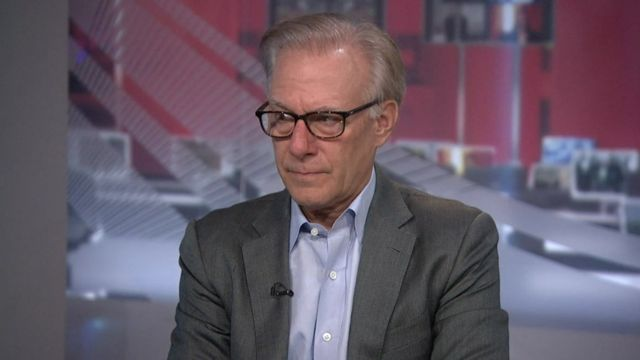 Washington Post columnist David Ignatius speaks to the BBC