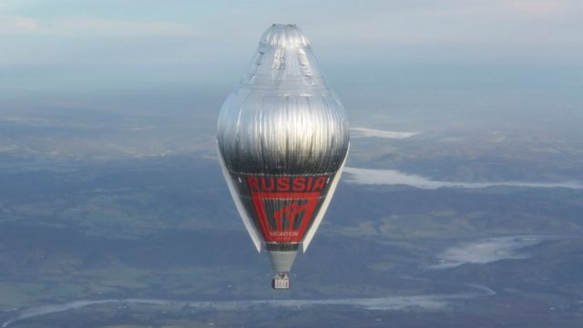 воздушный шар Конюхова
