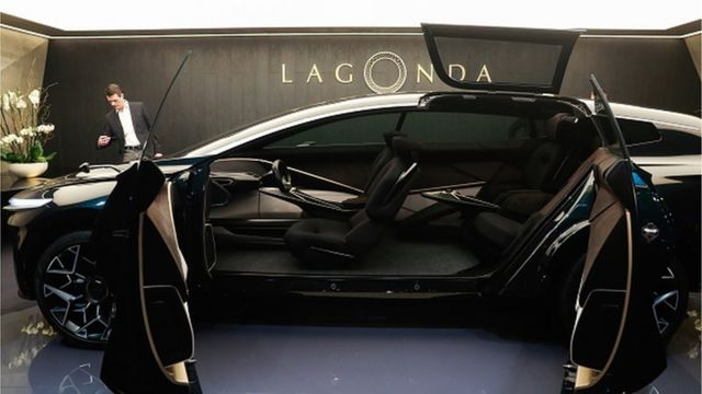 Lagonda All Terrain