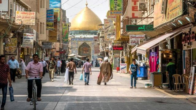 История Ирака полна эмоциональных переживаний