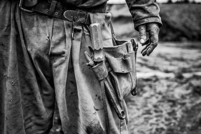 Thoresby Colliery exhibition shows last days of mining