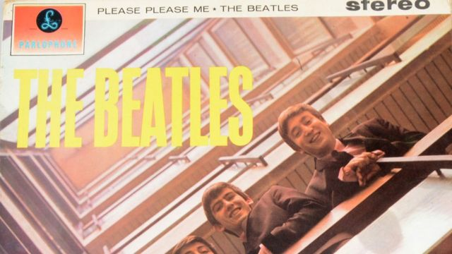 Desborough day centre Beatles album sells for £2k