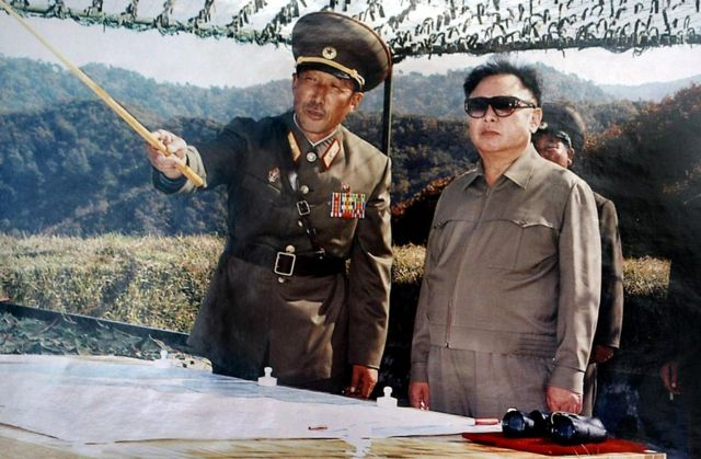 1970s to future DPRK leader Kim Jong-il, who at the time was vying for the respect of his father, Kim Il-sung