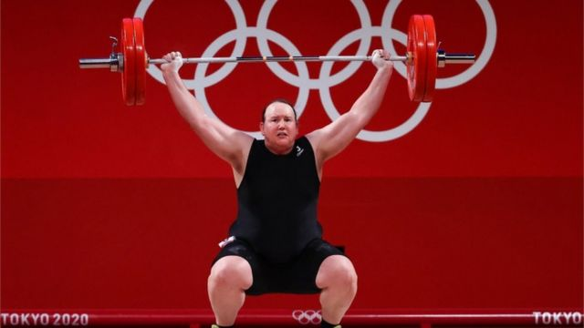 In addition to Hubbard, there are three other transgender athletes participating in the Tokyo Olympics.