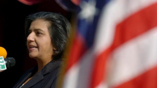 Geeta Pasi, l'ambassadeur des Etats-Unis au Tchad