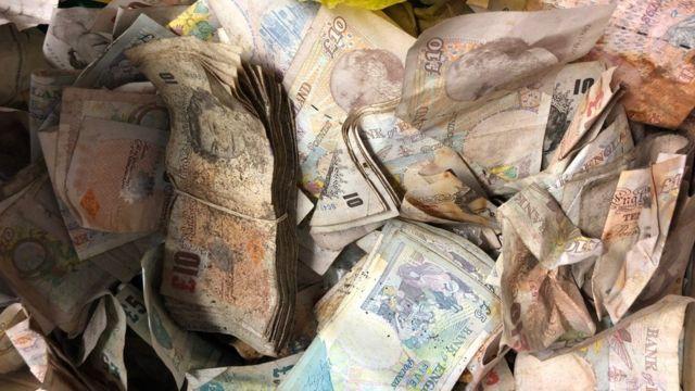 Ipswich scrap metal merchant finds £20,000 in safe