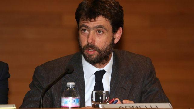 Andrea Agnelli avait reconnu des rencontres avec Rocco Dominello, un supporter proche de la mafia calabraise.